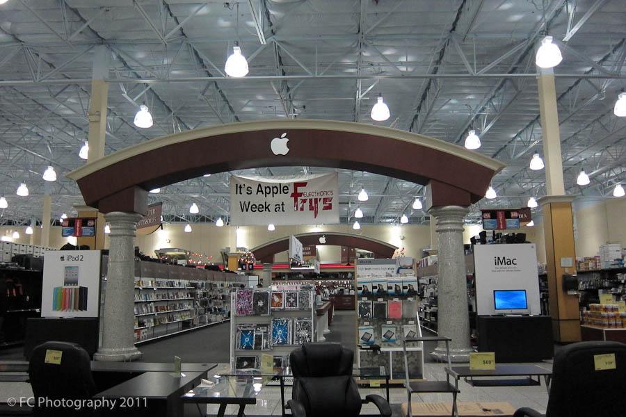 Usps Return Label >> Fry's Electronics Scored 700/1000 Points by eStoreinfo ...